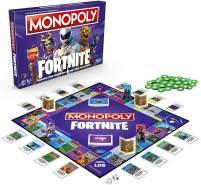 Monopoly 'Fortnite' Brettspiel, ab 13 Jahren, 2-7 Spieler, inspiriert durch das populäre Videospiel