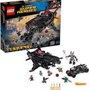 LEGO DC Super Heroes 76087 'Flying Fox: Batmobil-Attacke aus der Luft', 955 Teile, ab 9 Jahren