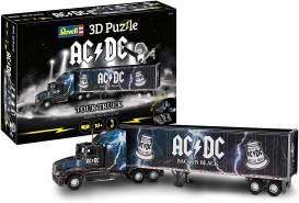 REVELL 3D Puzzle AC/DC Tour Truck