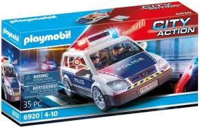 PLAYMOBIL - Polizei mit Licht und Sound 6920