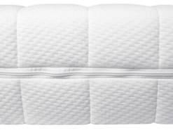 AM Qualitätsmatratzen | Hochwertiger Komfort Matratzenbezug 100x190x20 cm - Ersatzbezug