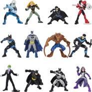 Spin Master Batman - 5cm-Minifiguren, 1 Figur, zufällige Auswahl, keine Vorauswahl möglich