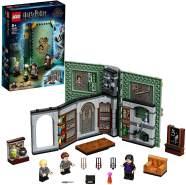 LEGO Harry Potter 76383 'Hogwarts™ Moment: Zaubertrankunterricht', 271 Teile, ab 8 Jahren, Bauset in Buchform
