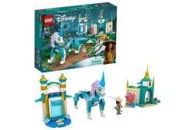 LEGO® Disney 43184 'Raya und der Sisu Drache', 216 Teile, ab 6 Jahren
