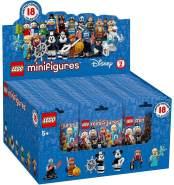 LEGO Minifiguren 71024 'Die Disney Serie 2 ( komplette Box = 60 Minifiguren)', 60 x 7 Teile, ab 5 Jahren
