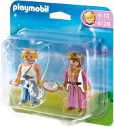 Playmobil Princess 4128 'Duo Pack Prinzessin mit Zauber-Fee', 2 Figuren, ab 4 Jahren
