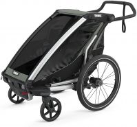 Thule 'Chariot Lite 1' Fahrradanhänger 2021 Agave, 1-Sitzer