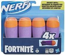 Hasbro Nerf Fortnite GL Raketen, 4er Nachfüllpack (74613152)