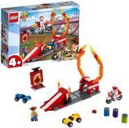 LEGO Disney Pixar's ToyStory 4 10767 'Duke Cabooms Stunt Show', 120 Teile, ab 4 Jahren