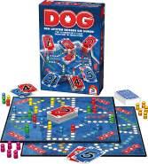 Schmidt Spiele 'DOG' Brettspiel, ab 8 Jahren, 2 - 6 Spieler, 30 - 45 min Spielzeit