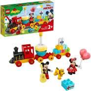 LEGO DUPLO Disney Junior 10941 'Mickys und Minnies Geburtstagszug', 22 Teile, ab 2 Jahren