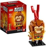 LEGO BrickHeadz 40381 'Monkey King', 175 Teile, ab 10 Jahren