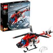 LEGO 42092 Technic - Rettungshubschrauber