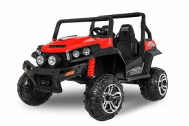Kidcars Kinder Elektroauto Golfcart 2x105W Rot