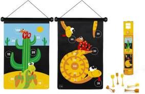 Scratch 276182019 - Dartspiel Schlange, Sportspielzeug, groß, magnetisch
