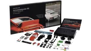 Franzis Verlag Adventskalender Porsche 911 Carrera RS, ab 14 Jahren
