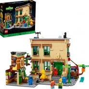 LEGO Ideas 21324 '123 Sesamstraße', 1367 Teile, ab 18 Jahren