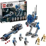LEGO Star Wars 75280 'Clone Troopers der 501. Legion', 285 Teile, ab 7 Jahren