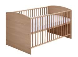 Schardt 'Classic Buche' Kombi-Kinderbett