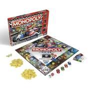 Monopoly 'Gamer Mario Kart' Brettspiel, ab 8 Jahren, 2-4 Spieler, gewinne das Rennen um die meisten Punkte