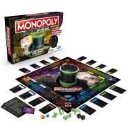 Monopoly 'Voice Banking' Brettspiel, ab 8 Jahren, 2-4 Spieler, sprachgesteuertes Familienspiel