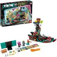 LEGO VIDIYO 43114 'Punk Pirate Ship', 615 Teile, ab 8 Jahren