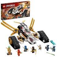 LEGO NINJAGO 71739 'Ultraschall-Raider', 725 Teile, ab 9 Jahren