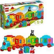 LEGO DUPLO 10847 'Zahlenzug', 23 Teile, ab 18 Monaten, erleichtert Einstieg in die Welt der Zahlen