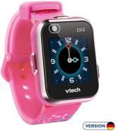 Vtech Electronics Europe BV 80-193834 Kidizoom Smart Watch DX2 ve, Pink mit Blumen