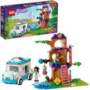 LEGO® Friends 41445 'Tierrettungswagen', 304 Teile, ab 6 Jahren