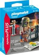 Playmobil Special Plus 70597 'Schweißer mit Ausrüstung', 20 Teile, ab 4 Jahren