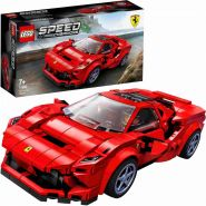 LEGO Speed Champions 76895 'Ferrari F8 Tributo', 275 Teile, ab 7 Jahren