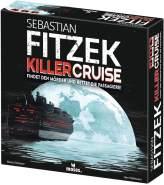 Moses 'Sebastian Fitzek - Killercruise' Brettspiel, ab 12 Jahren, 2 - 4 Spieler, ca. 30 min Spielzeit