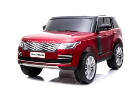Kidcars 'Range Rover HSE' Kinder Elektroauto, Allrad 2-Sitzer, rot