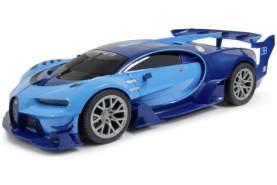 KIDZTECH 'Bugatti Vision GT' RC-Fahrzeug, ferngesteuertes Auto im Maßstab 1:26, bis zu 10 km/h schnell