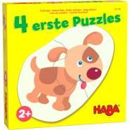 HABA 4 erste Puzzles # Tierkinder