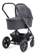 Joie Chrome DLX Kinderwagen Set Foggy Gray