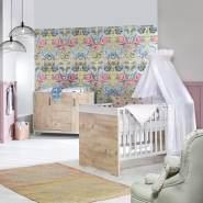 Schardt 'Timber Pinie' 2-tlg. Babyzimmer-Set inkl. Kinderbett und Kommode