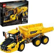 LEGO Technic 42114 'Knickgelenkter Volvo-Dumper (6x6)', 2193 Teile, ab 11 Jahren, viele Funktionen, steuerbar per App