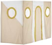 Roba 52843 - Etagenbetthusse, beige, mit Klettband