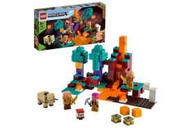 LEGO® Minecraft 21168 'Der Wirrwald', 287 Teile, ab 8 Jahren