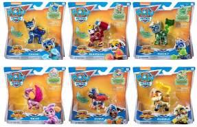 Spin Master Paw Patrol Mighty Pups Super Paws Figuren, 1 Stück, zufällige Auswahl, keine Vorauswahl möglich
