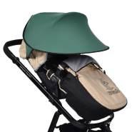 Cangaroo Universal Sonnenschutz für den Kinderwagen Grün