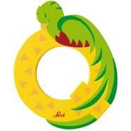 Sevi | Buchstabe Tiere | Q | Quetzal | Gelb