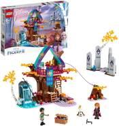 LEGO Disney Die Eiskönigin 2 41164 'Verzaubertes Baumhaus', 302 Teile, ab 6 Jahren