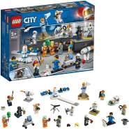 LEGOCity 60230'Stadtbewohner – Weltraumforschung & -entwicklung, 209 Teile, ab 5 Jahren