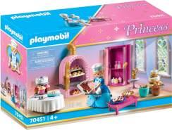Playmobil Princess 70451 'Schlosskonditorei', 133 Teile, ab 4 Jahren