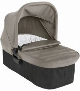 Baby Jogger Faltbare Babywanne für Kinderwagen City Mini 2 & City Mini GT2, Sepia