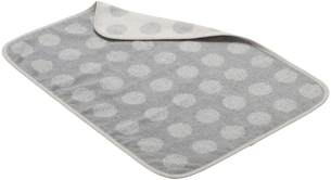 Leander 'Matty Topper' 40x60, Organic Cool Grey
