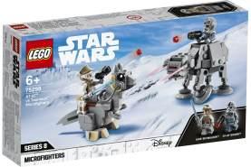 LEGO® Star Wars 75298 'AT-AT™ vs. Tauntaun™ Microfighters', 205 Teile, ab 6 Jahren